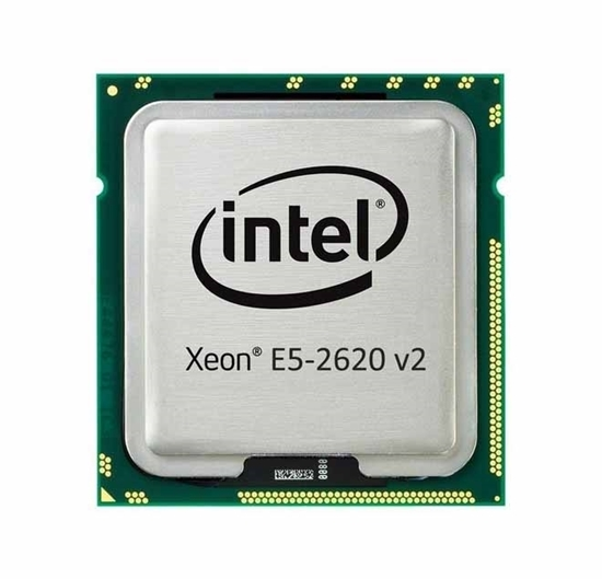 Intel Xeon E5-2620 v2 (2.1GHz/6-core/15MB/7.2GT-s QPI/80W, DDR3-1600, HT, Turbo2- 3/3/3/3/4/5)